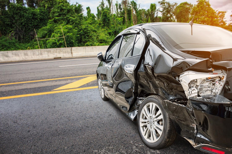 Soumission véhicule accidenté